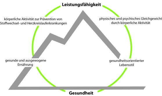 Gesundheitspyramide